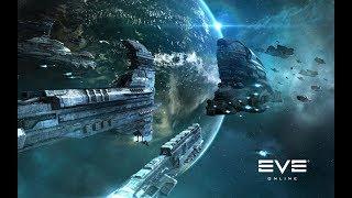 EVE Online. #3. Окончание обучения крабо-пилота и Сестры Евы