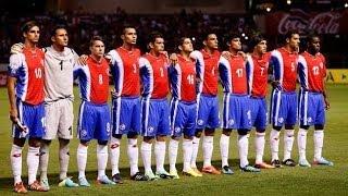 Costa Rica Rumbo a Brasil 2014