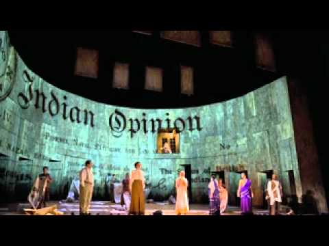 Satyagraha HD Live from the Met