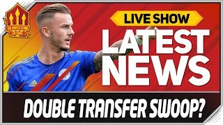 Man Utd 100 Million Midfield Bid! Van Der Sar for DOF? Man Utd News