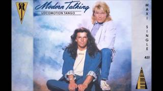 Modern Talking - Locomotion tango (Long version - Tango mix)