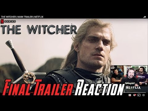 The Witcher Final Trailer - Angry Reaction! thumbnail