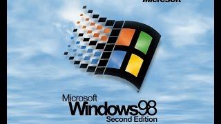 Démarrage d'un Windows 98