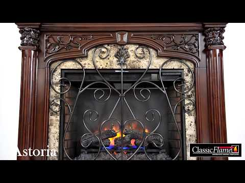 Електричний камін ClassicFlame Astoria (камінокомплект)