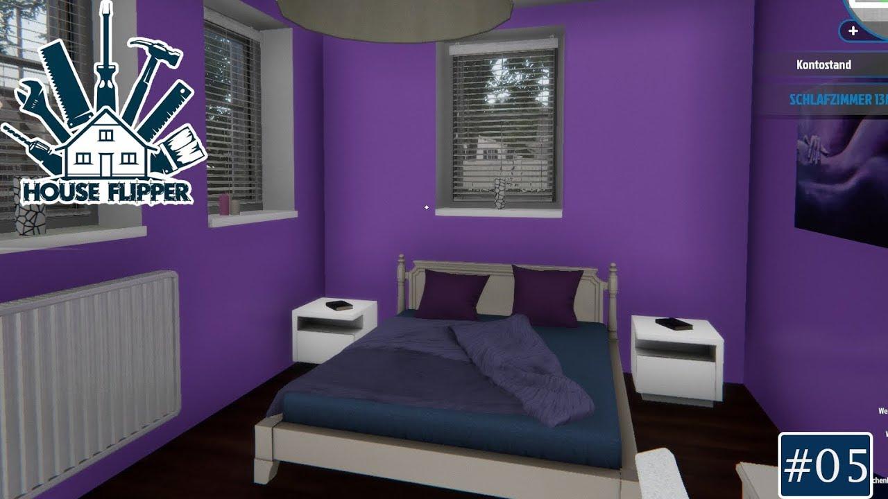House flipper 05 der heimwerker simulator deutsch reizvolles lavendel schlafzimmer youtube - Lavendel im schlafzimmer ...