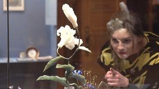 Тайный язык цветов XIX века раскроет выставка в Москве (новости)