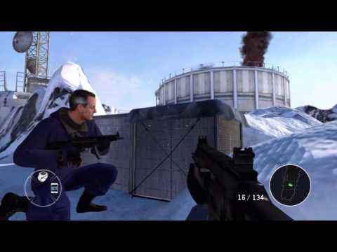 007 Legends Walkthrough HD - Part 6 (On Her Majesty's Secret Service) [No Commentary]