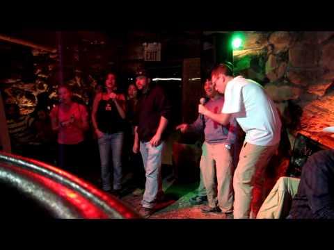 HATs Group Singing Karaoke at La Kiva 11202012 MVI 4492
