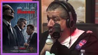 "Joey Diaz Reviews The Irishman - ""I Actually Liked It"""