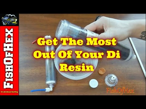 How To Make Your DI Resin Last Longer | Packing It Correctly