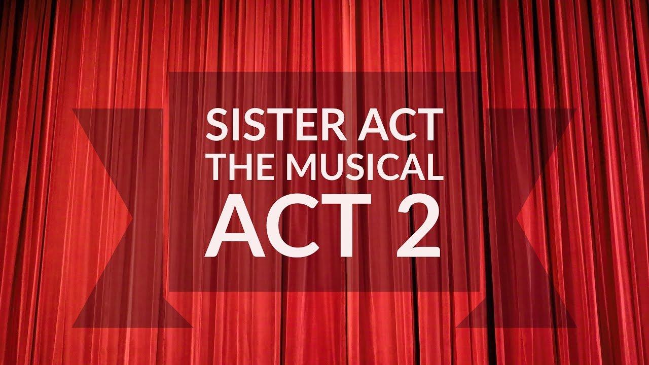 Sister Act Act Ii Youtube