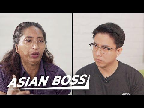 We Met An Acid Attack Survivor In India | ASIAN BOSS