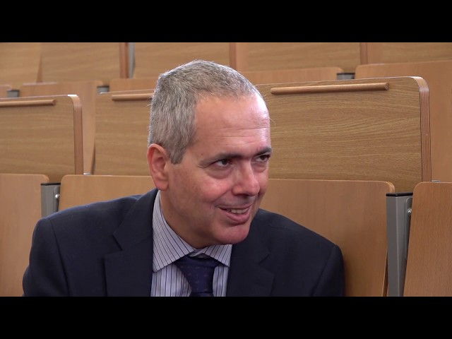 FedCSIS 2019 - Interview George Spanoudakis