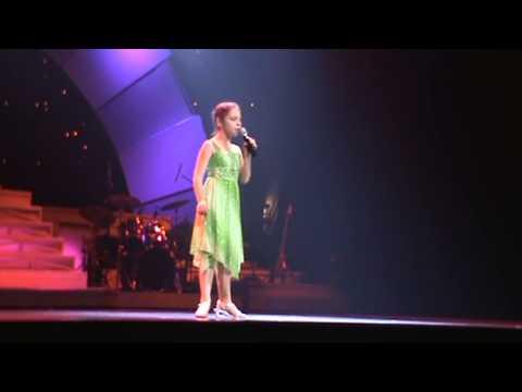 Blown Away sung by Erin Ott