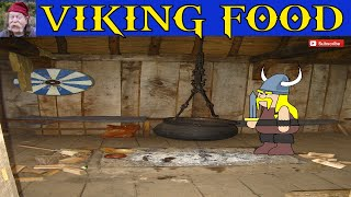 Viking vs Anglo Saxon Food