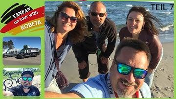 #7 Stellplätze Ostsee Fehmarn   Deutschland Tour   Tzwen und Laima