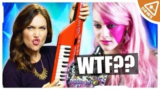 New JEM AND THE HOLOGRAMS Trailer Disappoints! (Nerdist News w/ Jessica Chobot)
