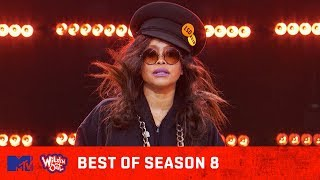 Best Of Season 8 ft. Keke Palmer, Iggy Azalea, Emmanuel Hudson Faints, & More! 😂 Wild 'N Out