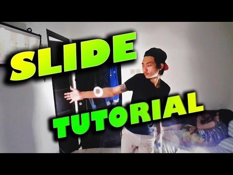 Vape Trick Tutorial - Slide/Body Roll Bending (Indonesia)
