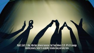 May 18 - Shadow Puppets - #GetItToday