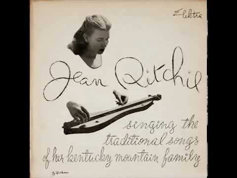 Jean Ritchie - Black is the Color