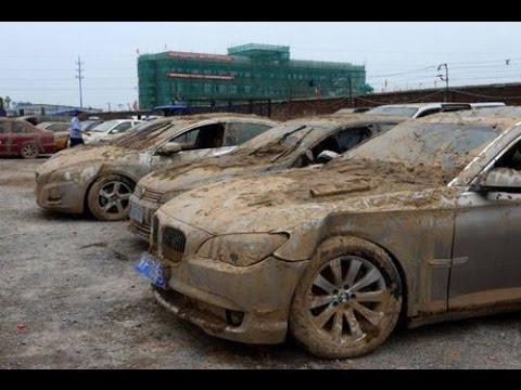 Abandoned Super Cars In Dubai Youtube