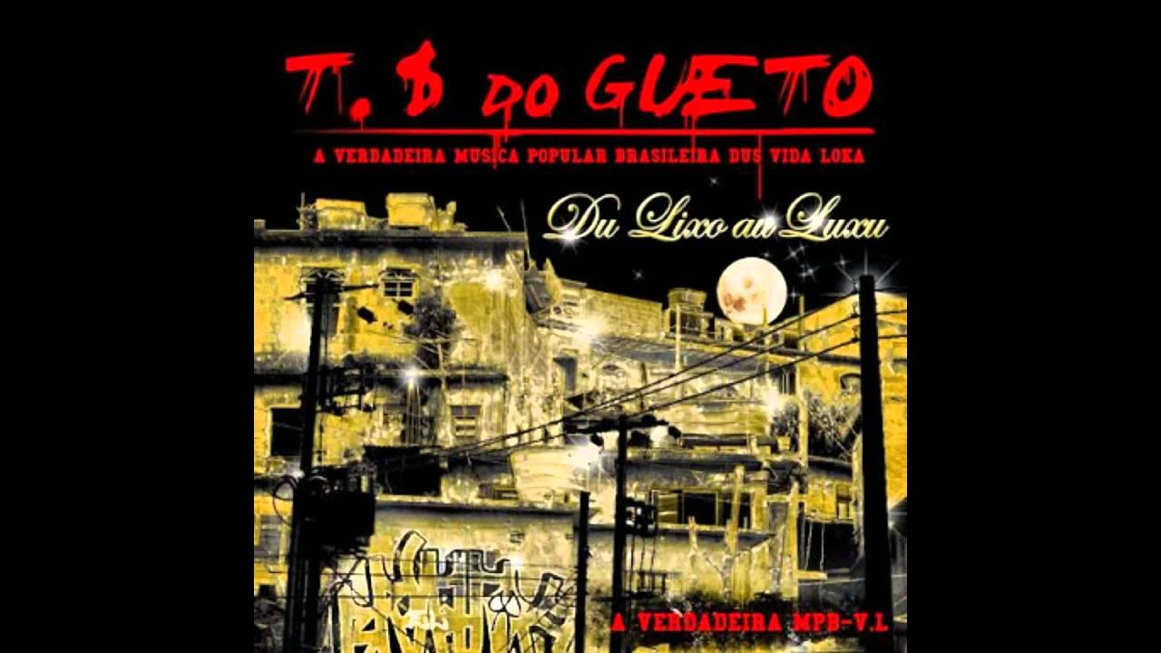 cd da trilha sonora do gueto