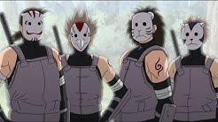 Naruto-15 minutes of ANBU Black Ops