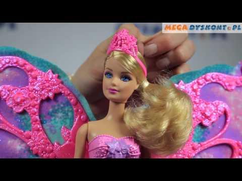 Кукла Барби-фея Порхающий  цветок / Barbie Flower 'N Flutter Fairy - Mattel - W4469