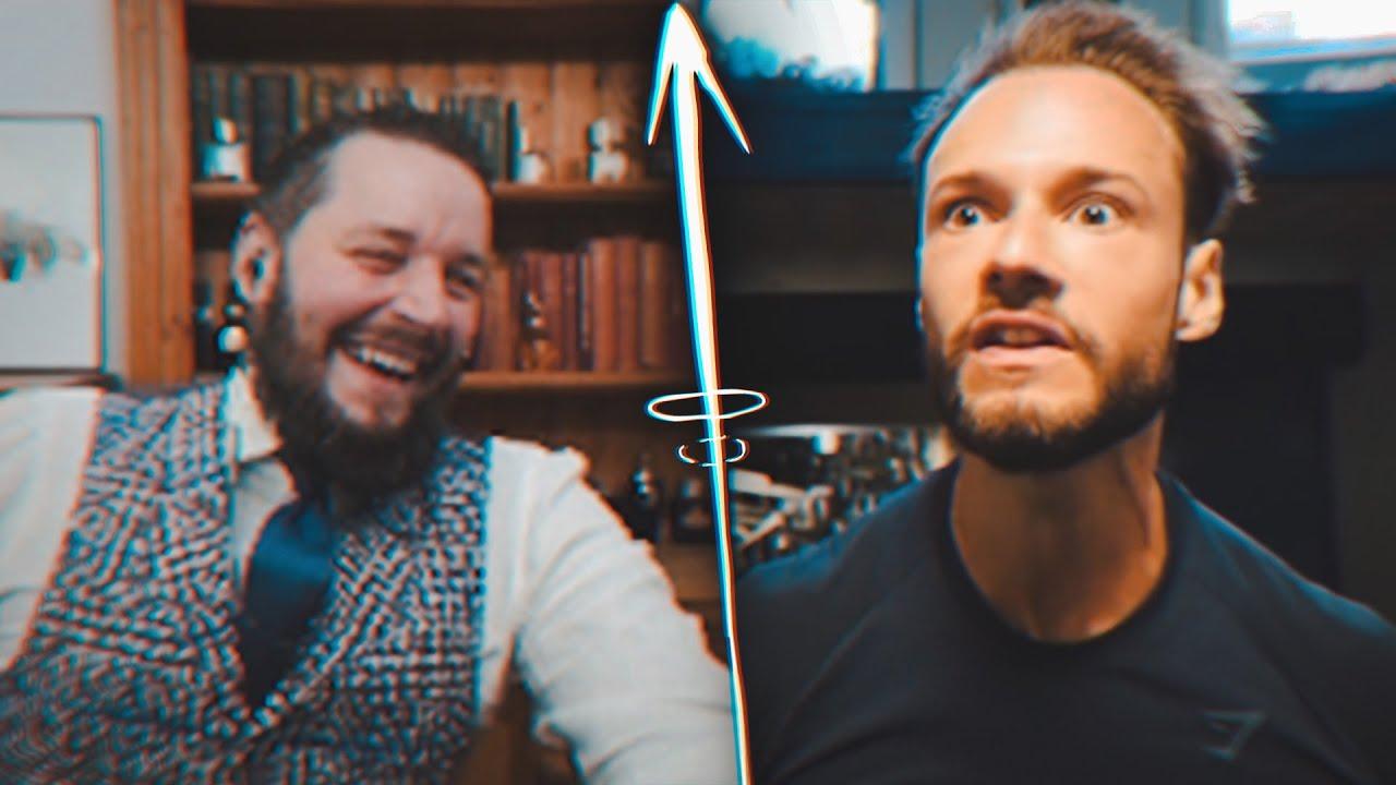 Marc Gebauer REAGIERT auf Inscope21 Rummachen mit Papaplatte 🤣 | Marc Gebauer Reaktion