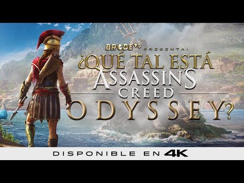 ¿Qué  tal está ASSASSINS CREED ODYSSEY? 4K thumbnail