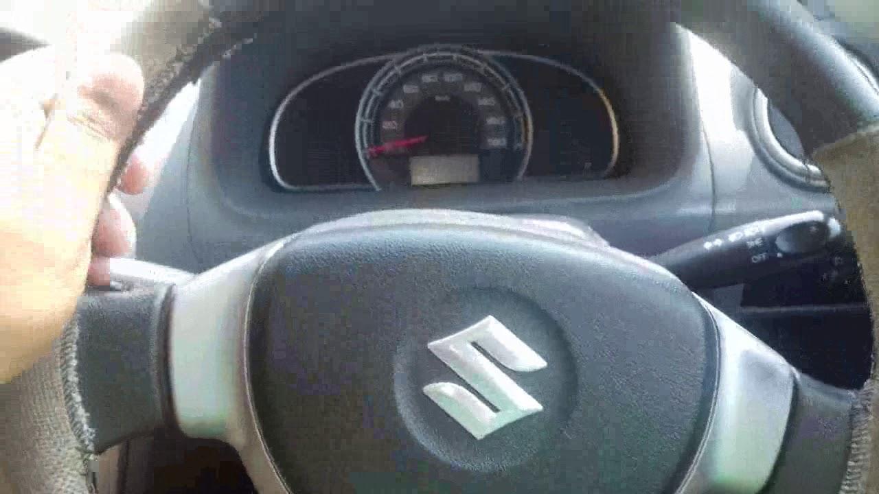 Interior Features Of Maruti Suzuki Alto 800 Lxi Youtube