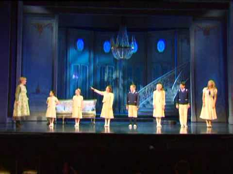 Behind the scenes of The Sound of Music theatre production (FULL INSERT)