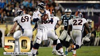 Super Bowl 50: Denver Broncos vs Carolina Panthers (REPLAY)