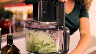 Breville Food Thinkers: Cabbage Apple And Celery Salad