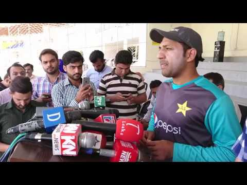 Sarfraz  Admits That his Input Included not to Select Fawad Alam
