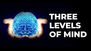 Three Levels of Mind