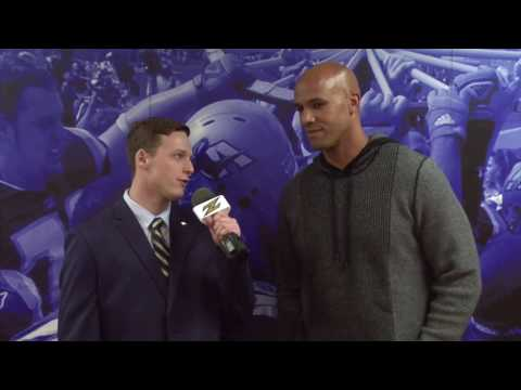 Jason Taylor Interview
