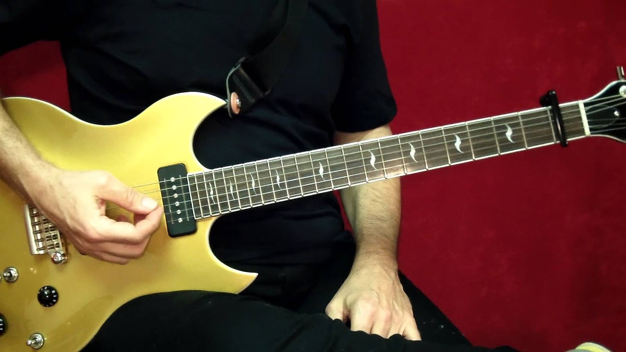 How To Play Woman By John Lennon On Guitar Lesson Excerpt Youtube