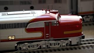 Lionel Legacy Santa Fe Alco PA A-A 6-34568
