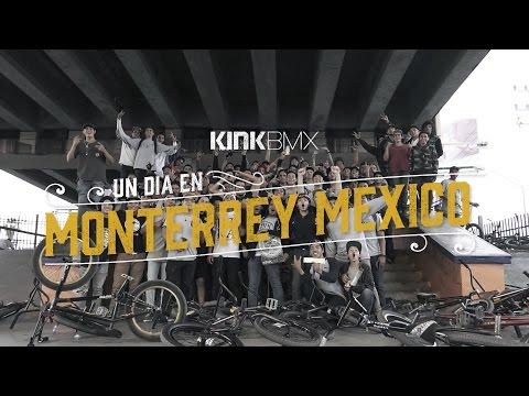 Sexton, Osburn and Tocco head to Monterrey, Mexico! - Kink BMX