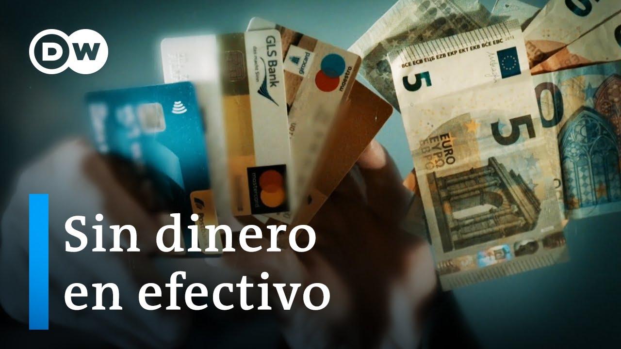 Tarjeta o metalico ¿Acabara corona con monedas y billetes? | DW Documental