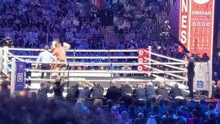 Andy Ruiz vs Anthony Joshua 2 - Clash On The Dunes - Round 8