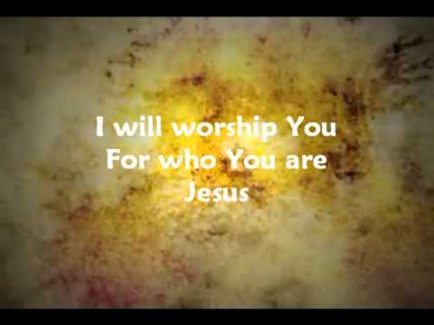 For Who You Are - Hillsong w/ lyrics