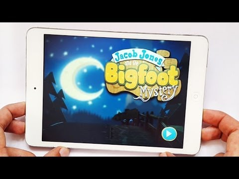 Jacob Jones and the Bigfoot Mystery Prologue Gameplay iOS & Android iPhone & iPad HD