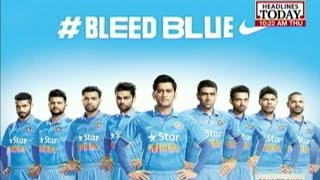#BleedBlue: New team India jersey unveiled at Melbourne Cricket Ground