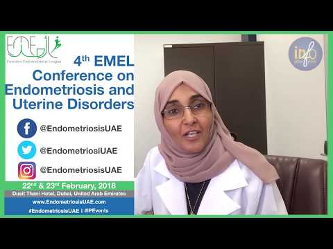 Join Dr. Maryam Al-Shukri in The 4th Emirates Endometriosis League Conference