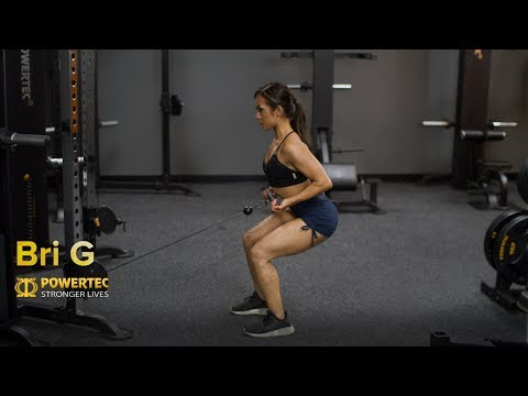 Female Full Body Circuit | Powertec Strength Equipment