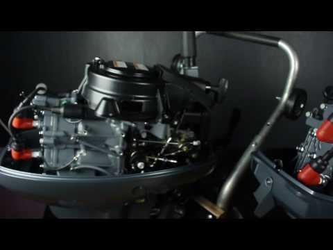 Сравнение двухтактных лодочных моторов Yamaha 9.9 и Yamaha 15