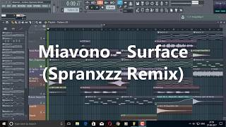 [Tropical House/chill] Miavono - Surface (Spranxzz Remix)[FLP Walkthrough]